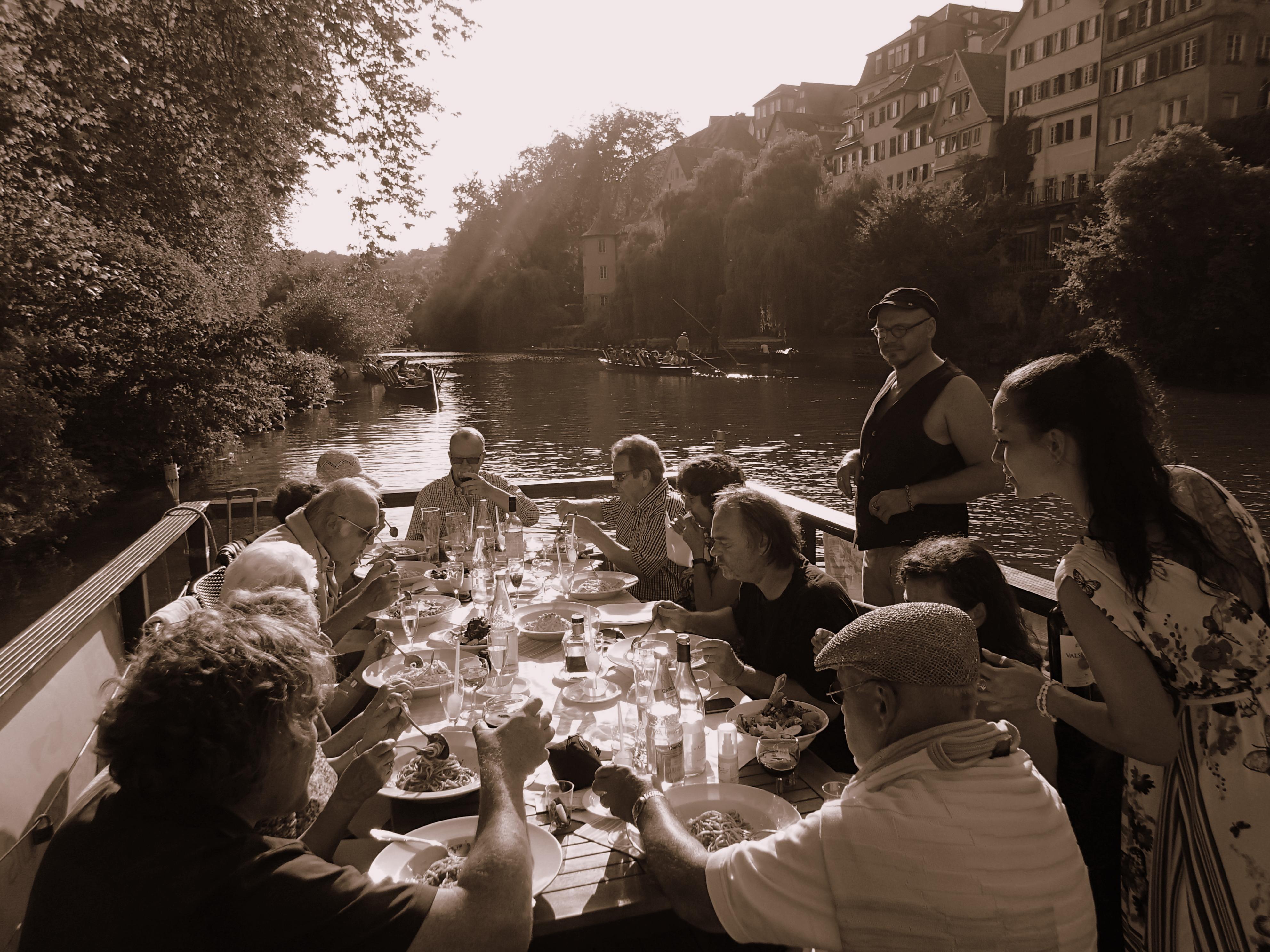 Neckarfloss Catering